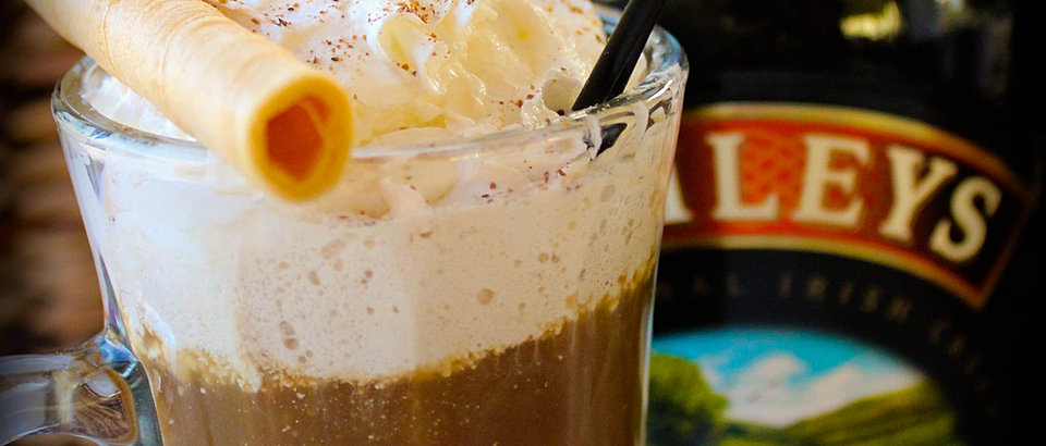 Baileys Irish Cream Coffee