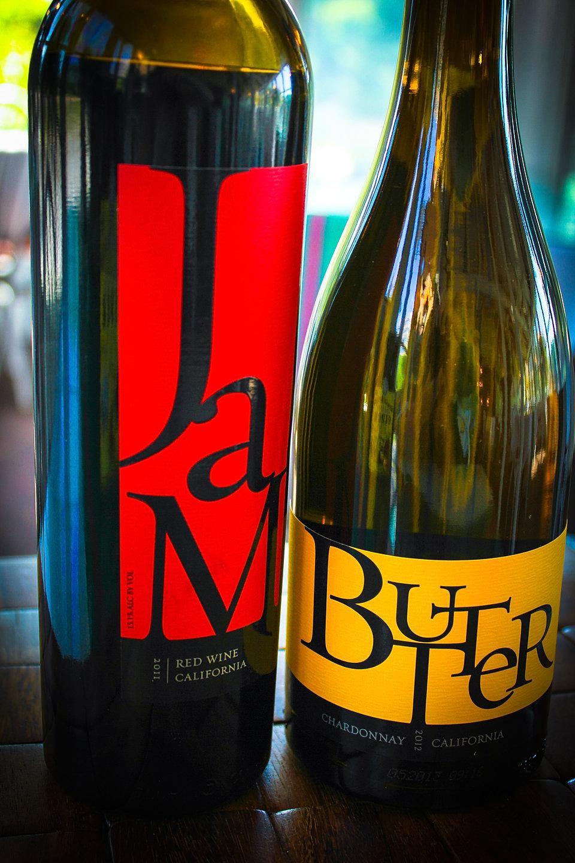 Jam & Butter Wine