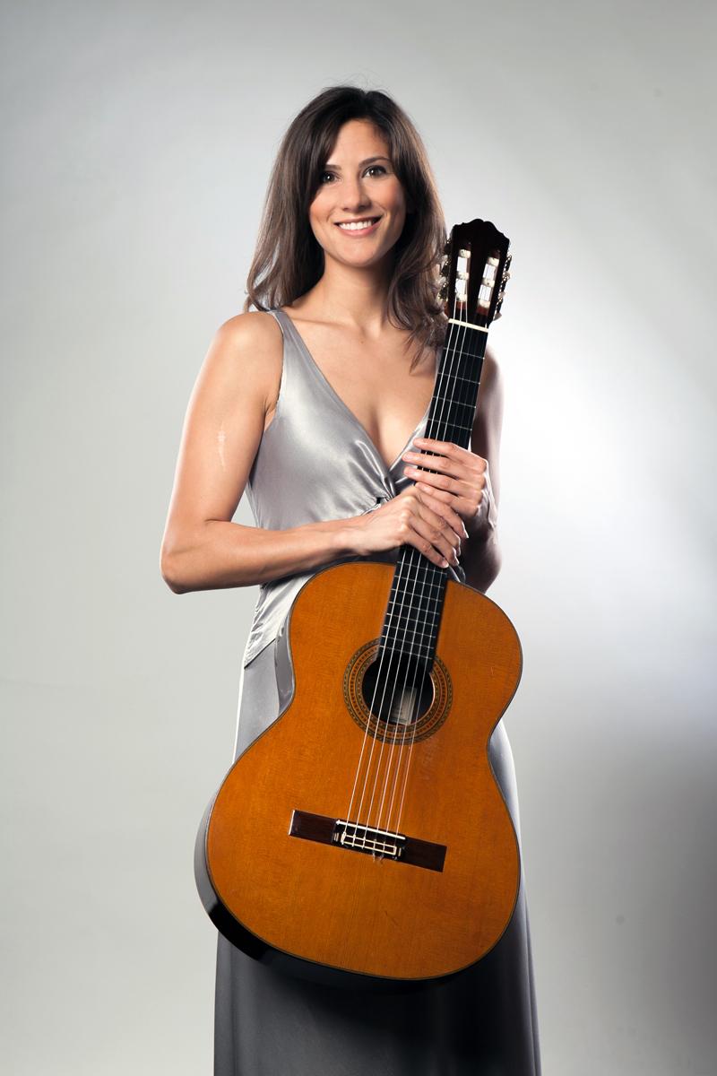 Rachel Schiff Classical Guitar