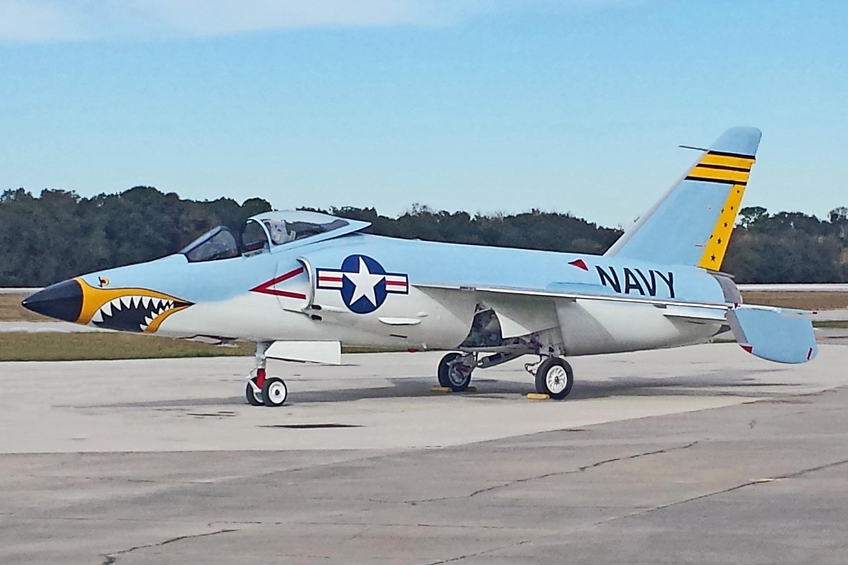 vac-warbird-museum | F-11 Tiger