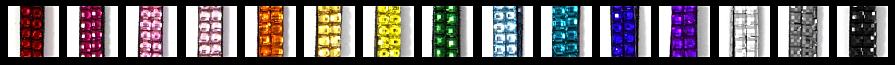 rhinestone, lanyard, bling, shiny, jeweled, sparkle, necklace, color, rainbow