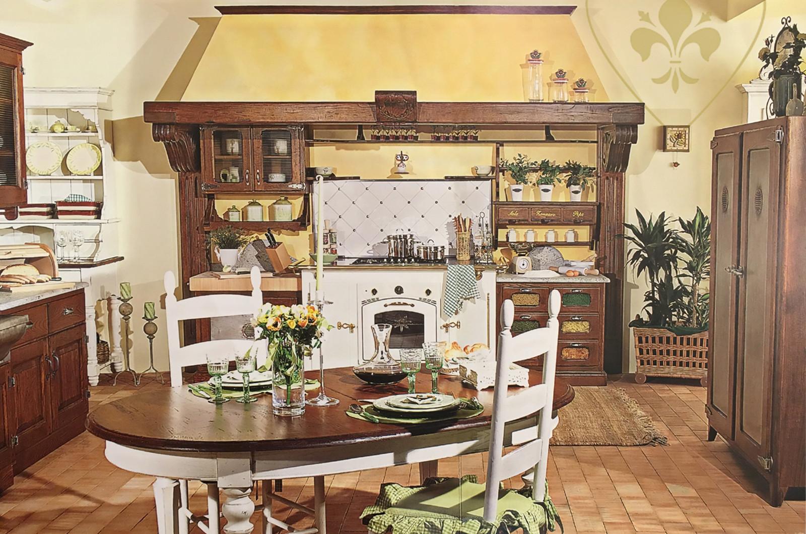 Etnico soggiorno creativo - Cucine etniche arredamento ...