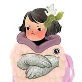 Okada_thumbnail_Mermaid Girl_March 2021.