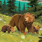 Smith_thumbnail_bears at lake_March 2021