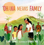 'Ohana Means Family by Ilima Loomis (PRH