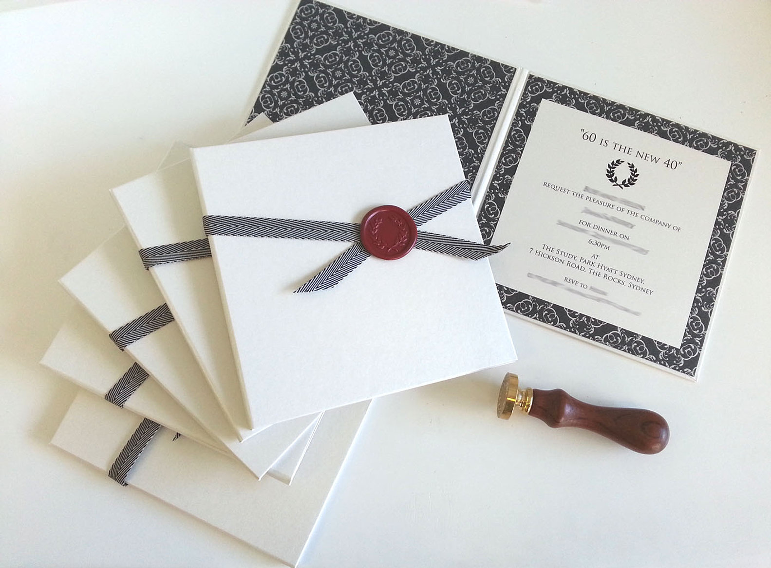 Wedding Invitations Sydney | Pure Invites Australia