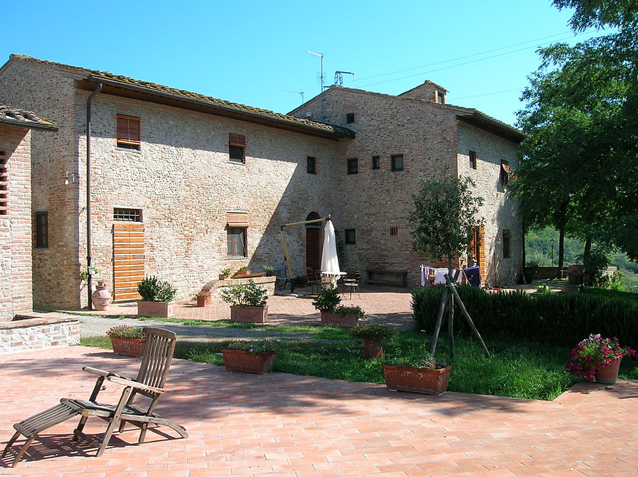 Bed and Breakfast Podere Sanripoli.JPG