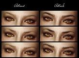 SG Female Eyebrows
