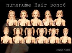 Numenume Hair