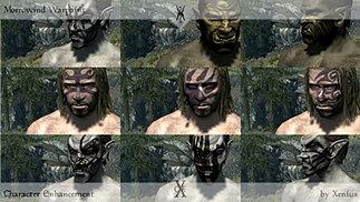 XCE Morrowind Warpaint