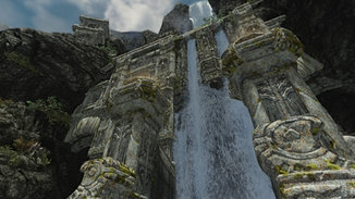 Granite Markarth and Dwemer Ruins
