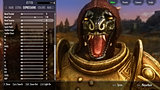 HD Agonian mouth