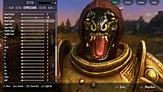 HD Argonian mouth