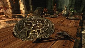 Dawnguard Shield HD