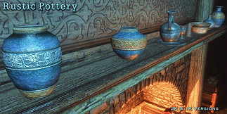 Rustic Clutter Collection
