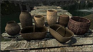 Realistic HD Baskets