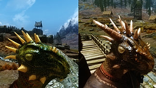 HD Argonian Hairstyles