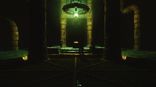 Dwemer dungeons