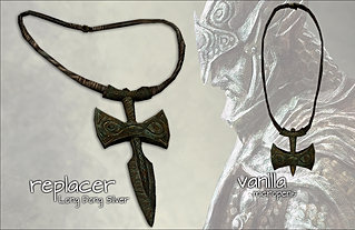 Amulet of Talos Replacer