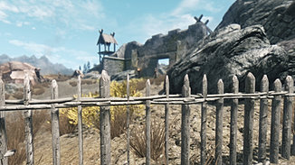 Fences of Skyrim