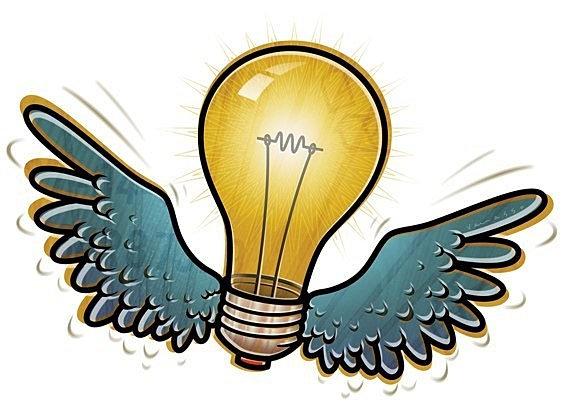 winged insight illustration