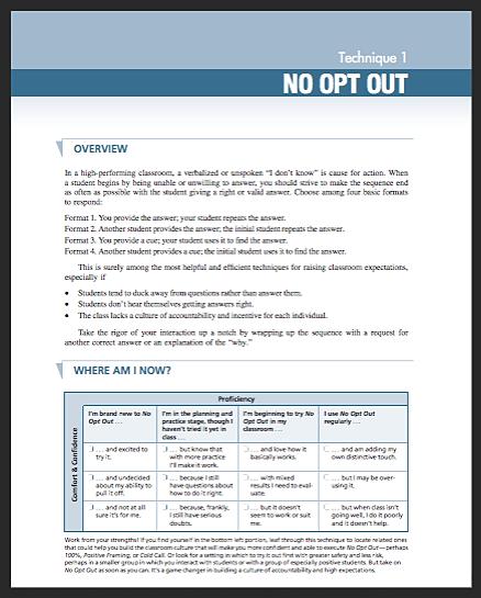 doug lemov teach like a champion 2.0 pdf