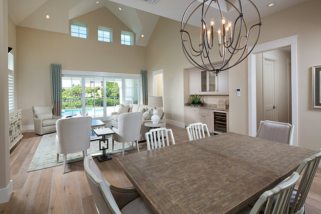 lotus construction - naples florida luxury home builder | dining rooms