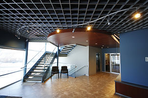 Interior Photo of a Commercial Reception Area