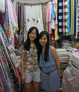personal tailor on a shopping trip to shenzhen with a private guide