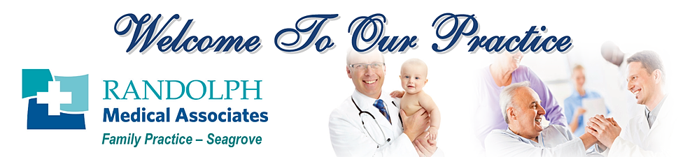 Randolph medical associates family practice seagrove nc for Randolph and associates