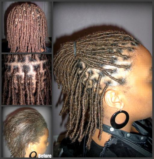 Dreadlock Extensions In Fl Hairstylegalleries Com