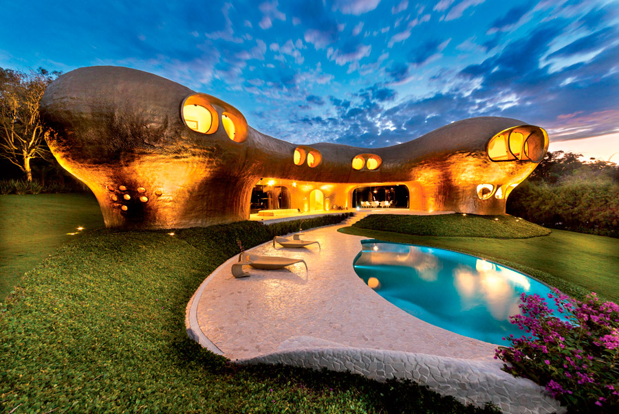 Arquitectura org nica aneic argentina for Arquitectos y sus obras