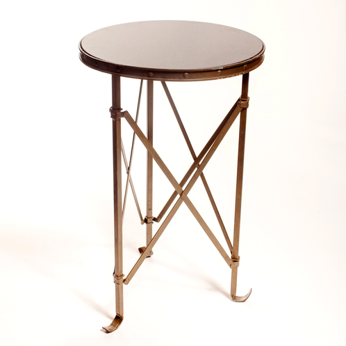 Wooden Side Table John Gandy Events Tallahassee Event Planning Design Production
