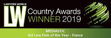 MEDIASTIC-art law firm of the year2019-p