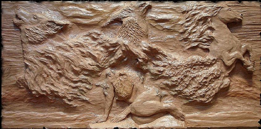 escultura de cavalo, cavalo de madeira, escultura de aguia, lobo, cavalinho de madeira, quadros de animais, quadros decorativos, quadros de madeira, escultura de parede, escultura em madeira