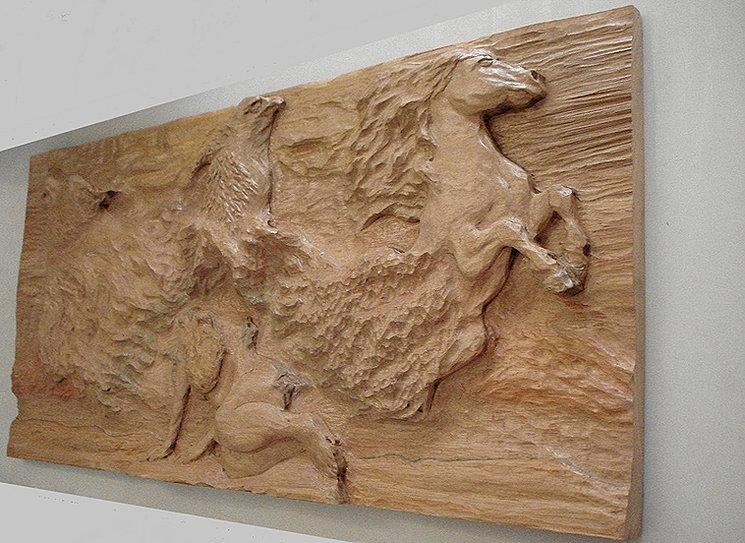 escultura de cavalo, cavalo de madeira, escultura de aguia, lobo, cavalinho de madeira, quadros de animais, quadros decorativos, quadros de madeira, escultura de parede, escultura em madeira, quadros para sala de estar