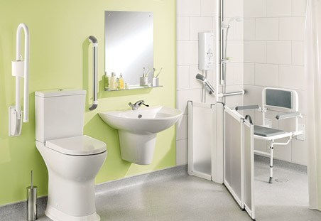 Dickson architectural services for Bathroom ideas northern ireland