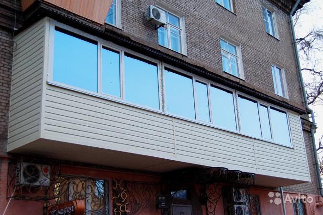 Наши работы: балконы и лоджии компания тетрапласт, одесса.
