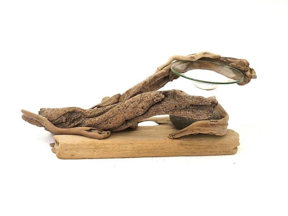 objets en bois flott bois de l 39 le corse br le parfum 1. Black Bedroom Furniture Sets. Home Design Ideas