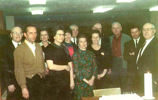 Old picture of founding Shangri-La families