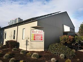 Eugene Shangri-La Office building