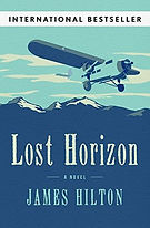 Cover of Lost Horizon novel