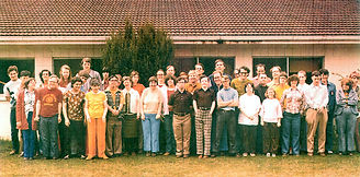 Group picture of Shangri-La students from 1976.