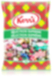 Kerr's Supreme Selection, assortment of candies, 1kg