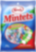 Kerr's Mintets, mini flavoured drops, 150g