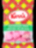 Kerr's Wintergreen Mints, wintergreen flavoured pastel style mints, 150g