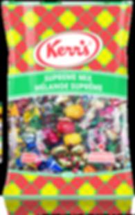 Kerr's Supreme Selection, assortment of candies, 1kg