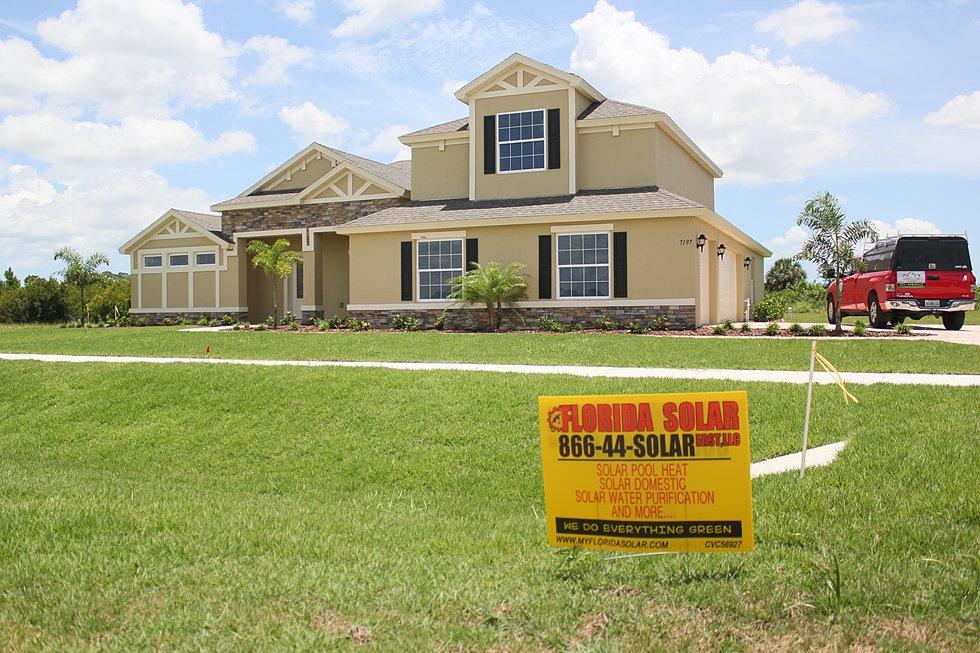 Florida Solar East Brevard S Premiere Solar Installation