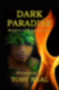 DARK PARADISE front cover for anthology.