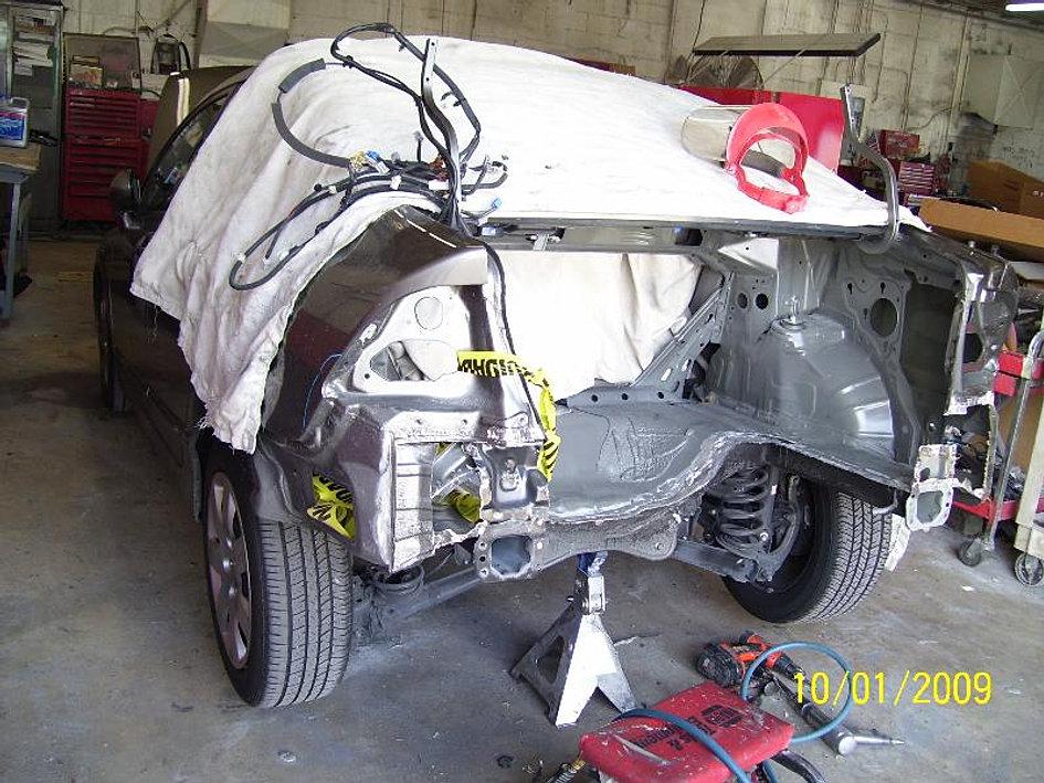 Eyeglass Repair Ventura Ca : Supertech paint and auto body repair shop the collision ...